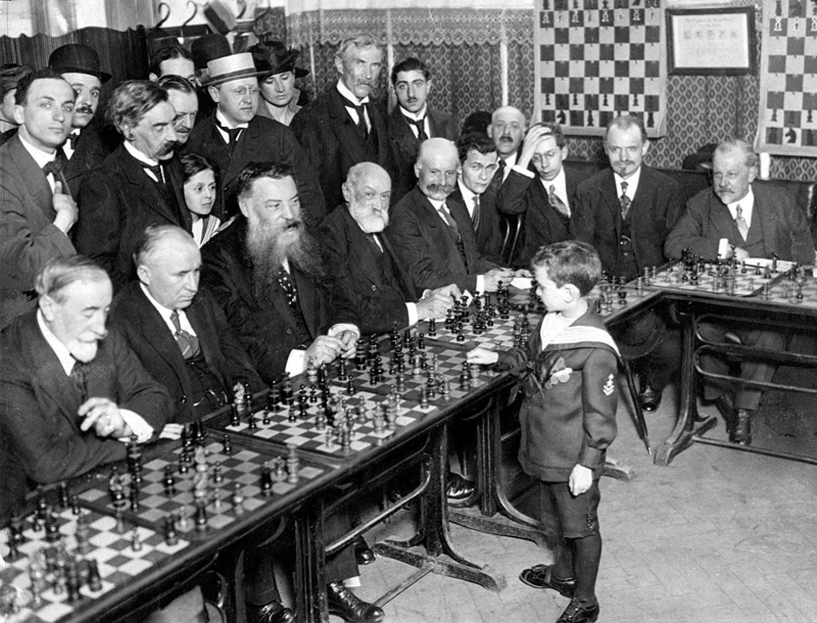 Schach 1920