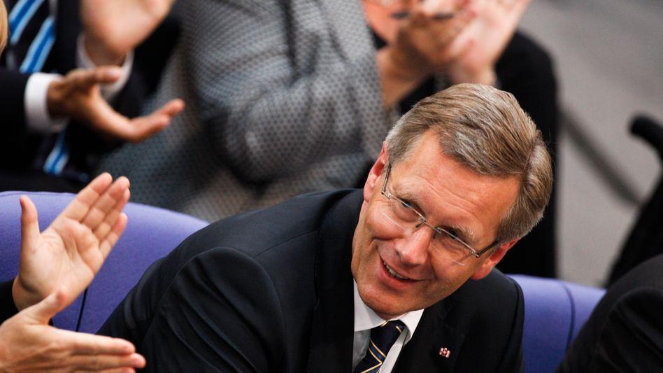 Bundesversammlung: Wulff wird im dritten Wahlgang Präsident