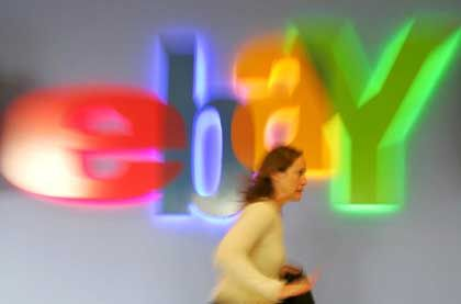 Berliner Ebay-Zentrale: Schnell weg, denken enttäuschte Kunden