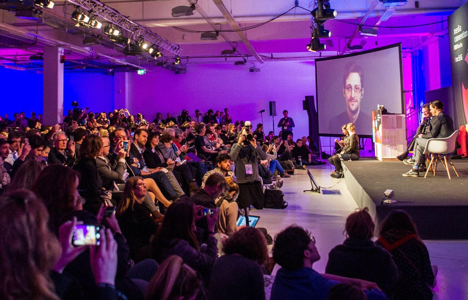 Start der 10. Ausgabe der Digitalkonferenz re:publica