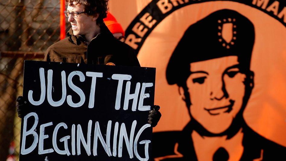 Bradley-Manning-Anhörung: Angriff als Verteidigung