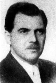 The last known picture of the notorious Josef Mengele, who conducted cruel experiments on children in the name of science. The photo was taken in 1956 in Brazil, where Mengele fled after the war.