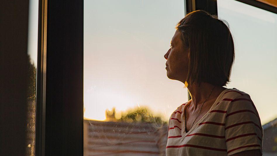 Auch der Blick in die Morgensonne kann helfen, mit Depressionen umzugehen