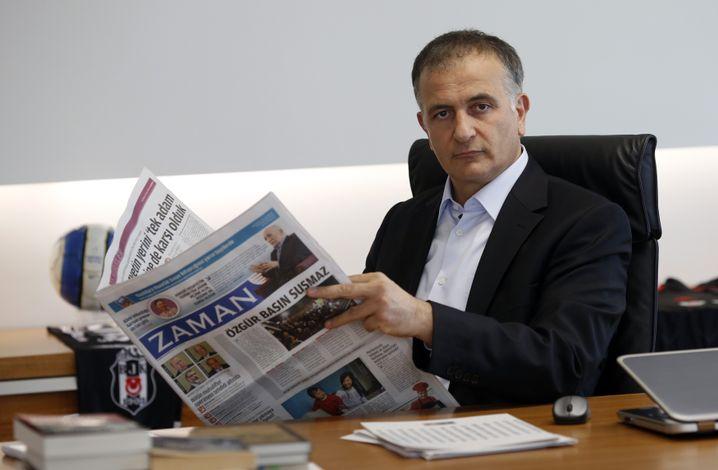 """""""Zaman""""-Chefredakteur Dumanli: """"Die Mächtigen denken sich irgendetwas aus, um kritische Journalisten loszuwerden."""""""