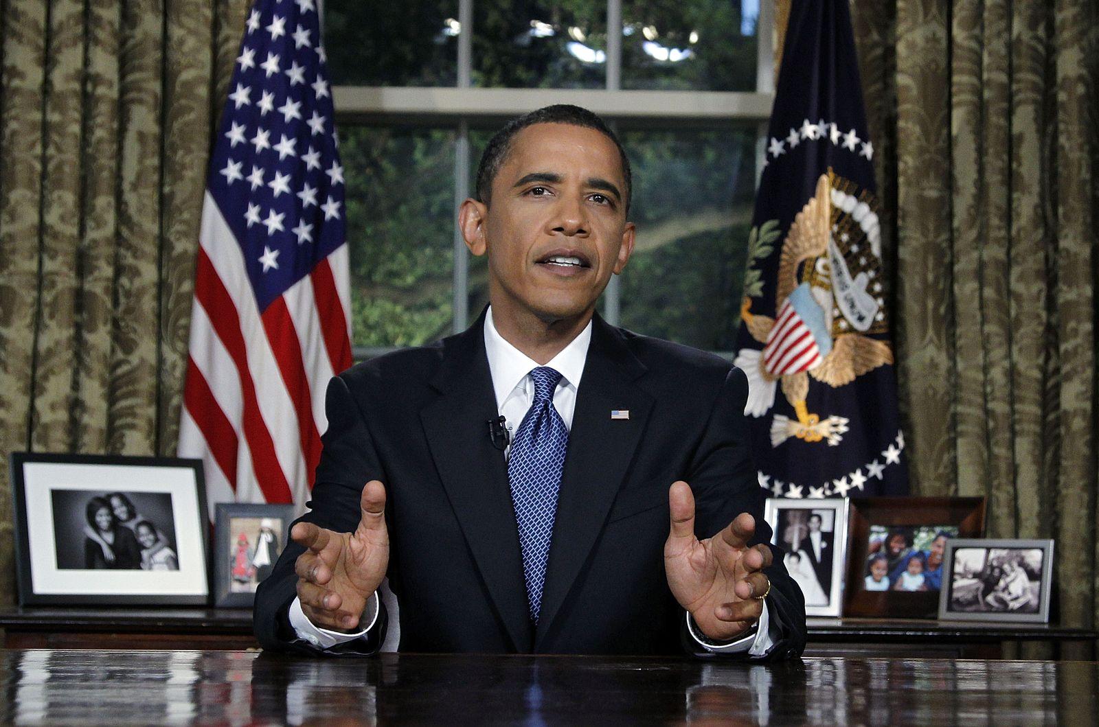 Obama/ Oval Office