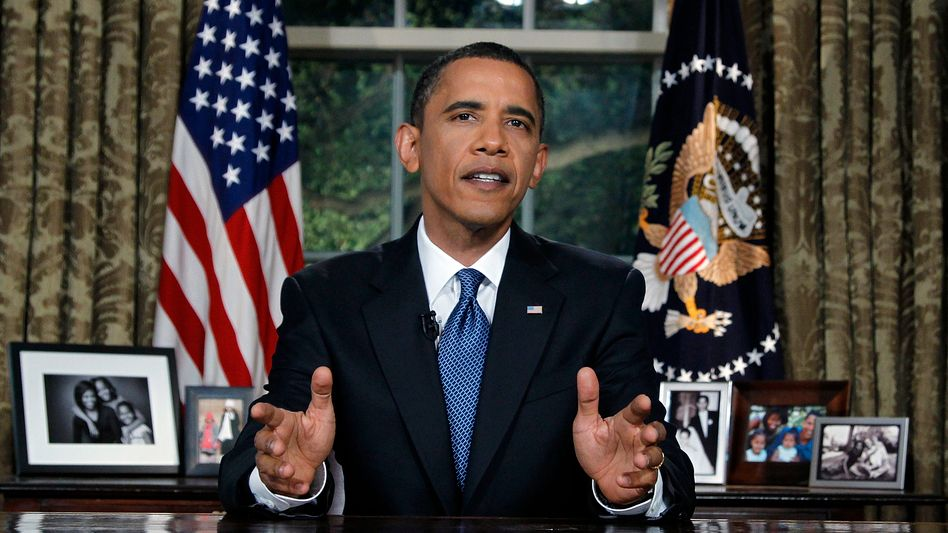 Präsidentenrede zur Ölpest: Obamas vage Energiewende-Vision