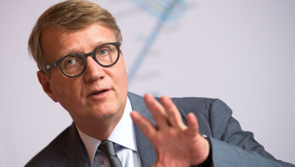 Ronald Pofalla, Infrastruktur-Vorstand der Deutschen Bahn
