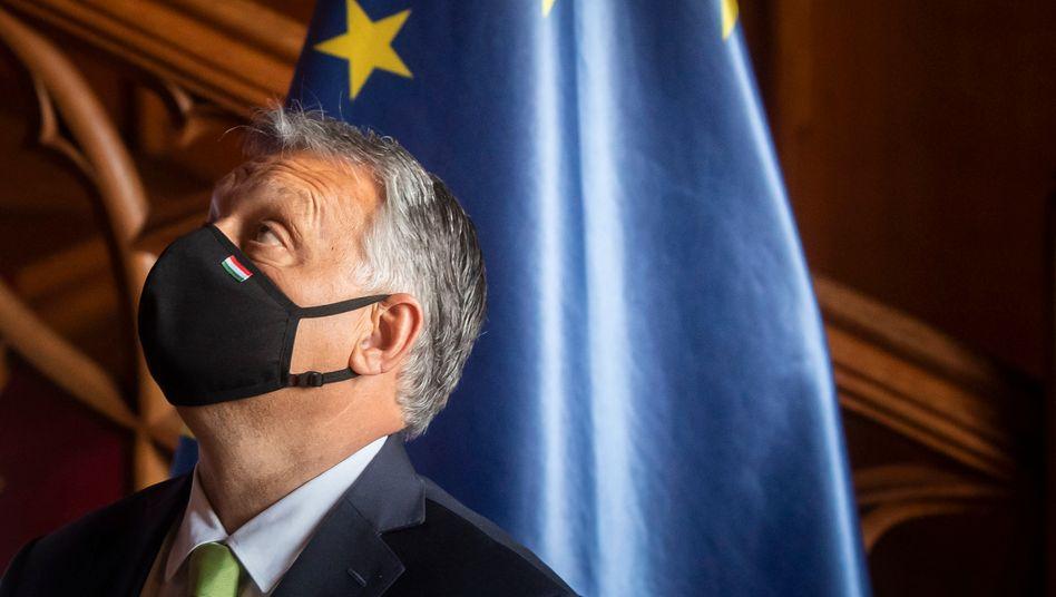 Ungarns Ministerpräsident Orbán