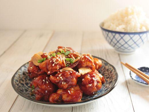 General Tao Chicken: Beliebt in den USA, in China unbekannt