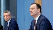 RKI-Chef Wieler und Jens Spahn äußern sich zur Corona-Lage
