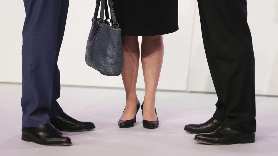 Die Frauenquote kommt: Jeder dritte Aufsichtsratsposten soll an eine Frau gehen