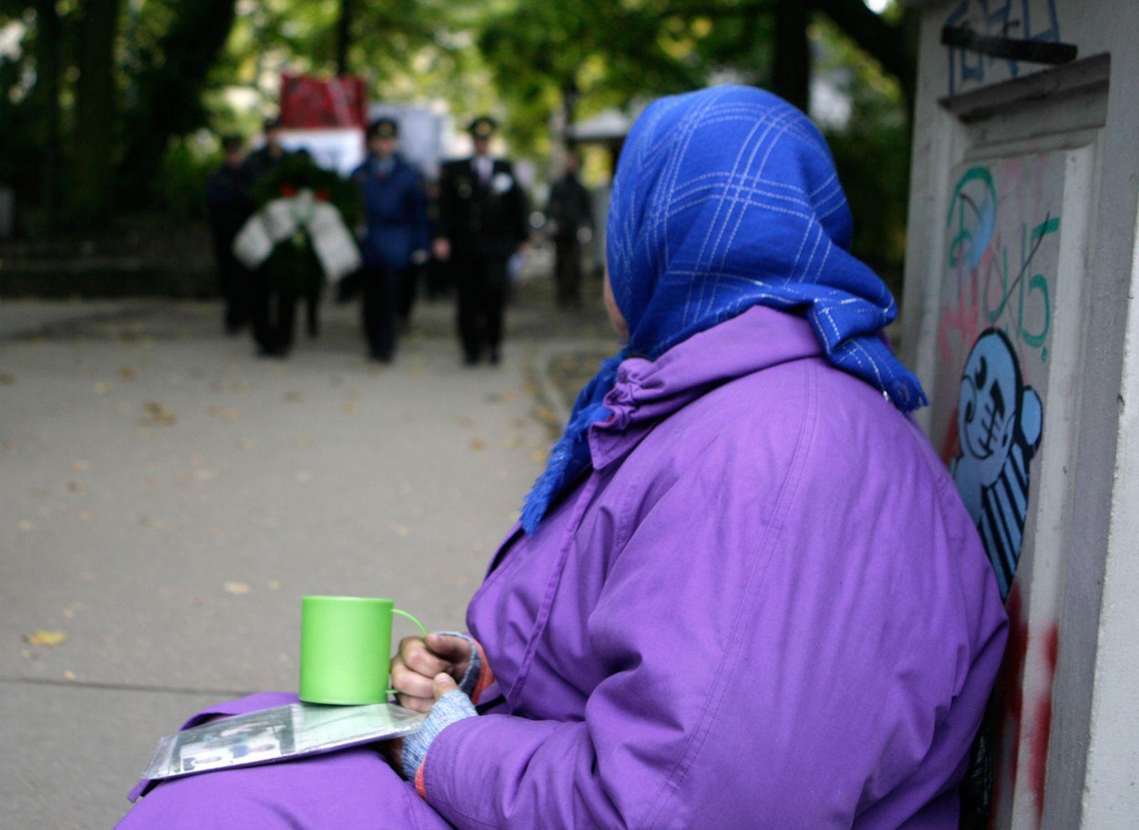 Lettland / Wirtschaft / Armut
