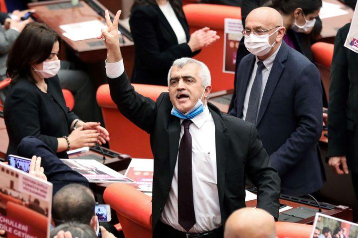 HDP-Politiker Ömer Faruk Gergerlioğlu