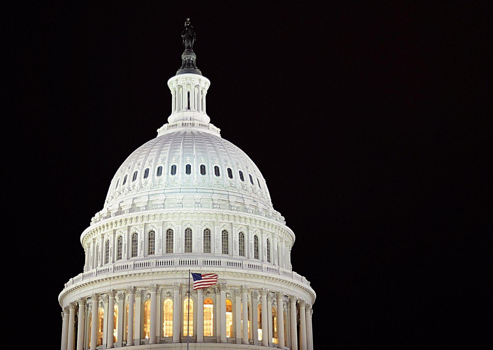 Symbolbild US-Kongress