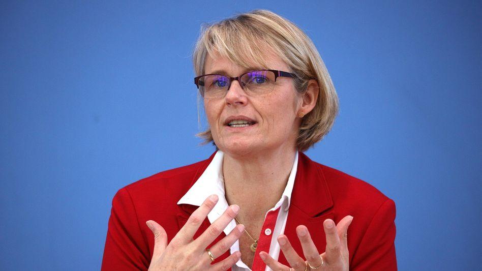 Ministerin Anja Karliczek