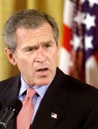 ABM-Gegner Bush