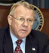 Soll Ordnung im Nachkriegsirak schaffen: Ex-General Garner