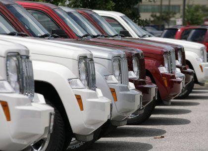 Chrysler-Neuwagen: Prämien für Spritfresser