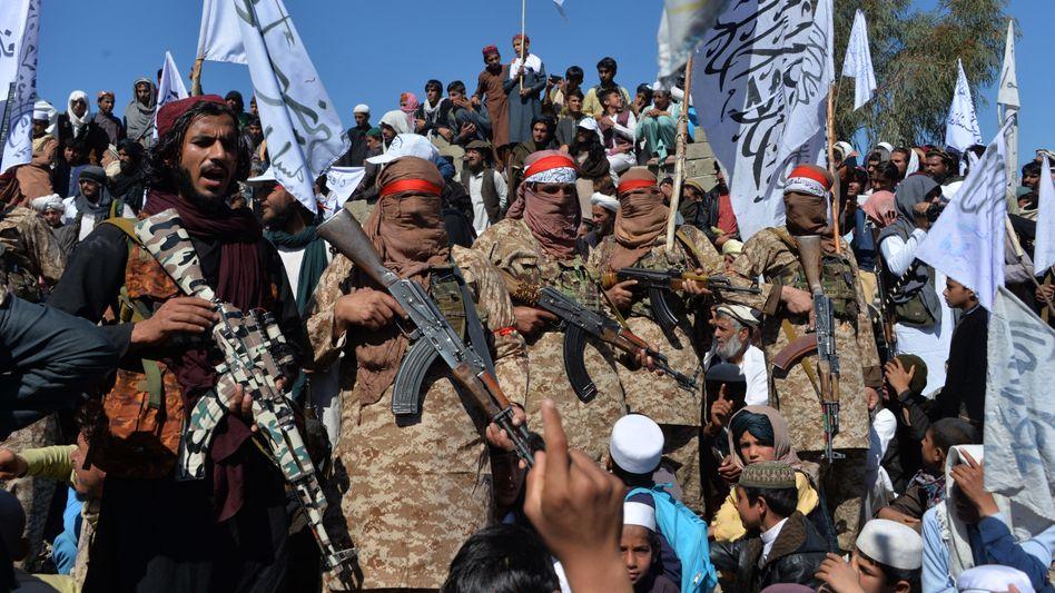 Talibankämpfer (Archivaufnahme)