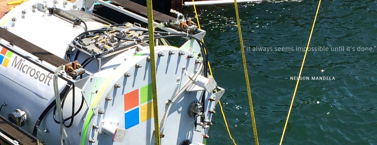 Microsoft Project Natick