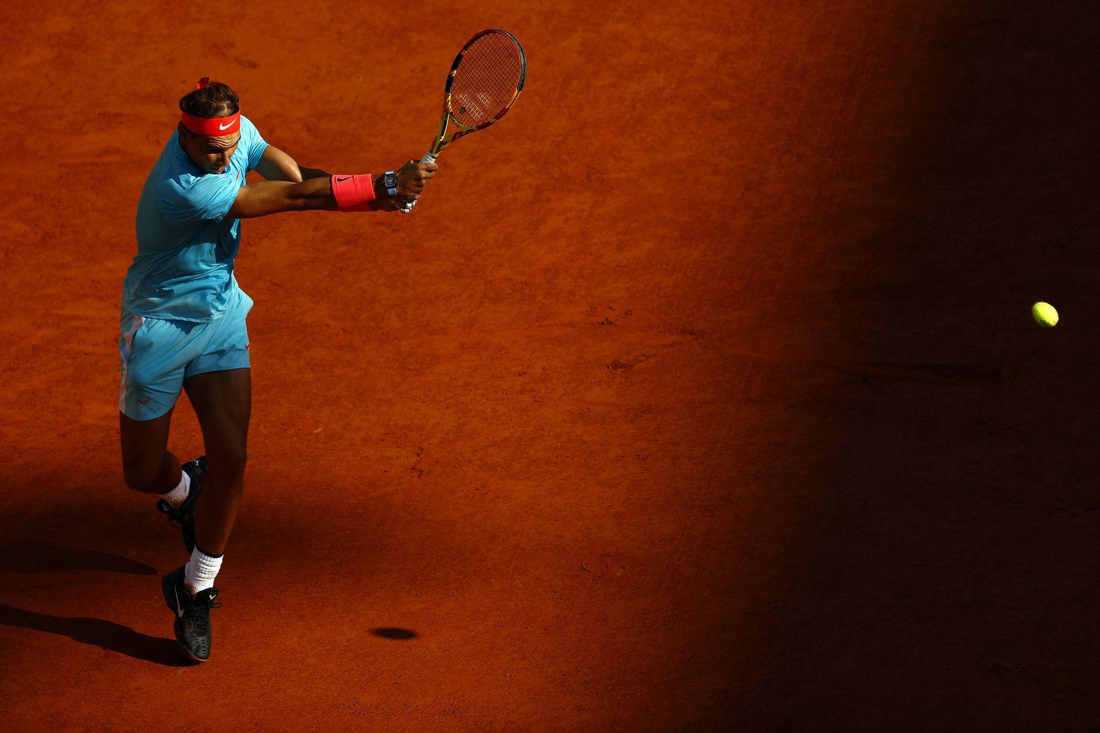 French Open tennis tournament at Roland Garros, Paris, France - 09 Oct 2020