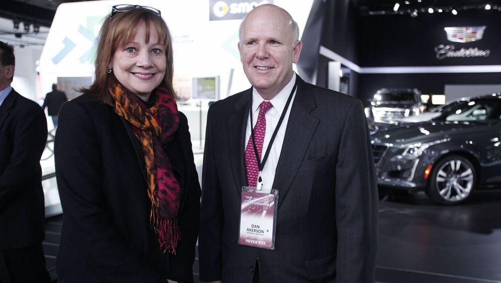 General Motors: Mühsamer Kampf um die Weltspitze