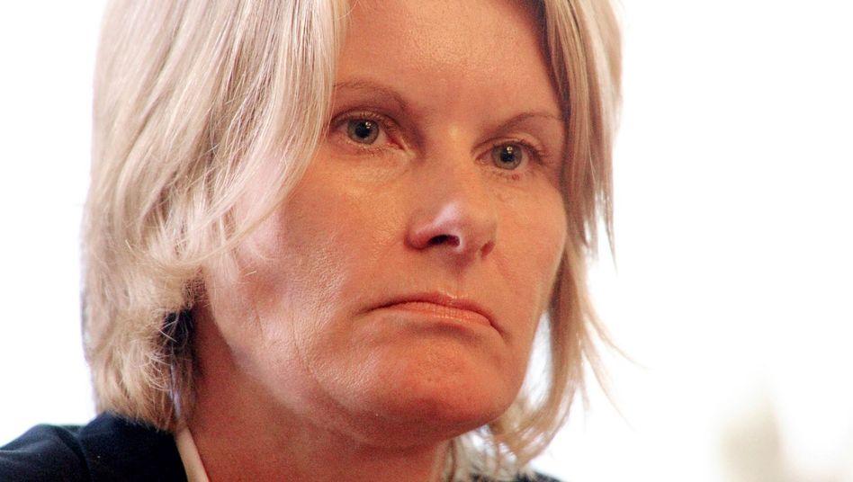 Oberbürgermeisterin Gaschke: Die Journalistin will im Amt bleiben