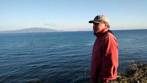 EINMALIGE VERWENDUNG Griechenland/ Flüchtlinge/ Manolis