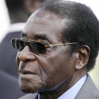 Simbabwes Präsident Mugabe: Großbritannien und Niederlande wollen schärfere Sanktionen