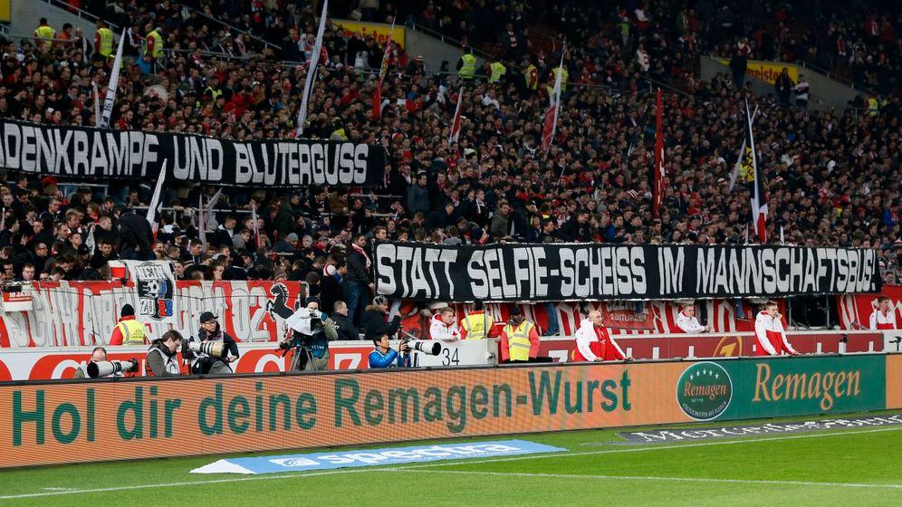 Borussia Dortmund siegt beim VfB: Stuttgarter Statisten
