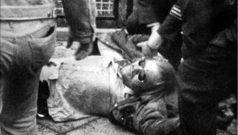 RAF-Festnahmen: Showdown vor der Sprengstoffgarage