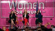 Wie amerikanische Frauen auf Donald Trump blicken