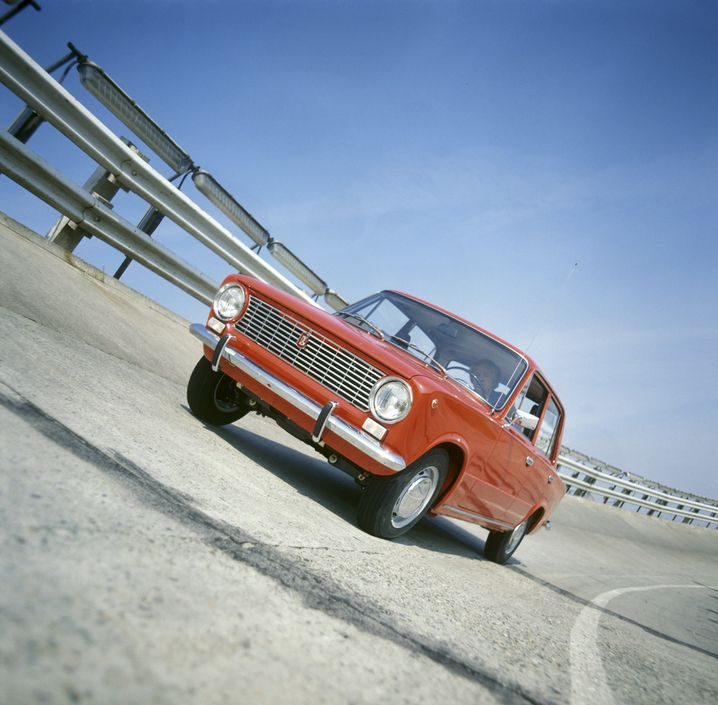 Italo-Eastern: Fiat-Nachbau von Lada, der günstigste Oldtimer überhaupt