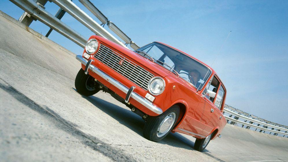 Lada 2101: Russen-Fiat zum Schnäppchenpreis