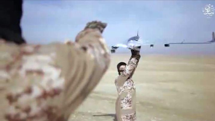 IS-Drohnen in Mossul: Alles Böse kommt von oben