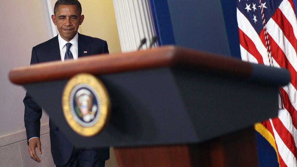 """US-Präsident Obama: Droht ein """"Armaggedon"""" an den Finanzmärkten?"""
