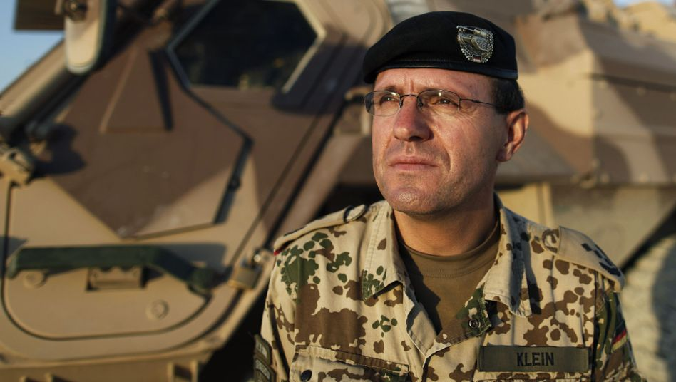 German Colonel Georg Klein's two-page report is expected to play a major role in a parliamentary probe into the bombing of civilians during a Sept. 4 air strike against the Taliban in Afghanistan.