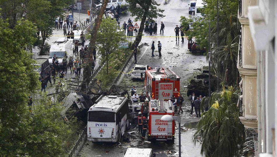 Tatort in Istanbul