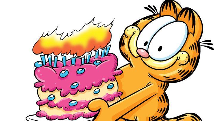 Garfield: Pointen für die Katz