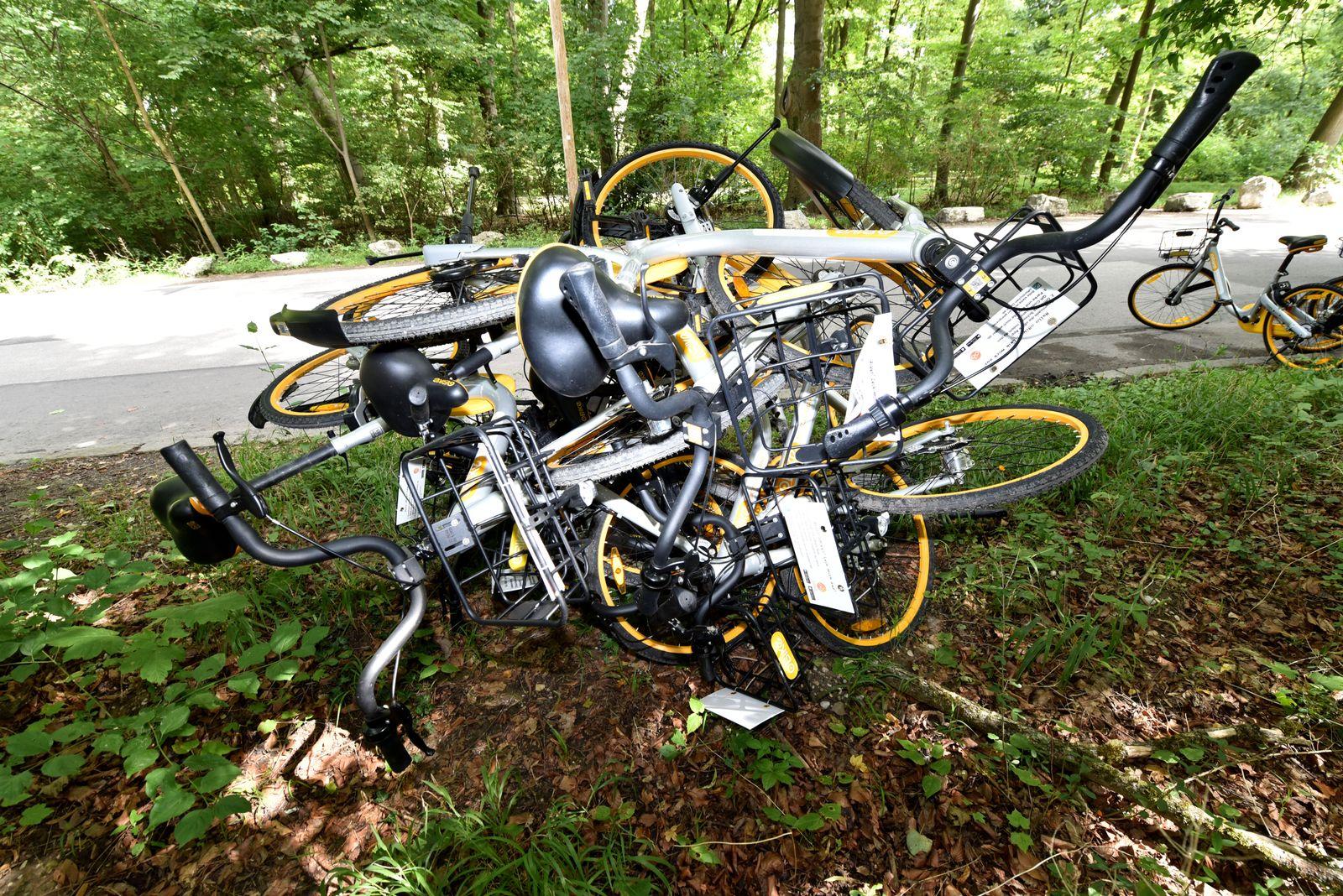 EINMALIGE VERWENDUNG SPIEGEL Plus SPIEGEL 45/2017 S.50 Mietfahrräder STARTBILD