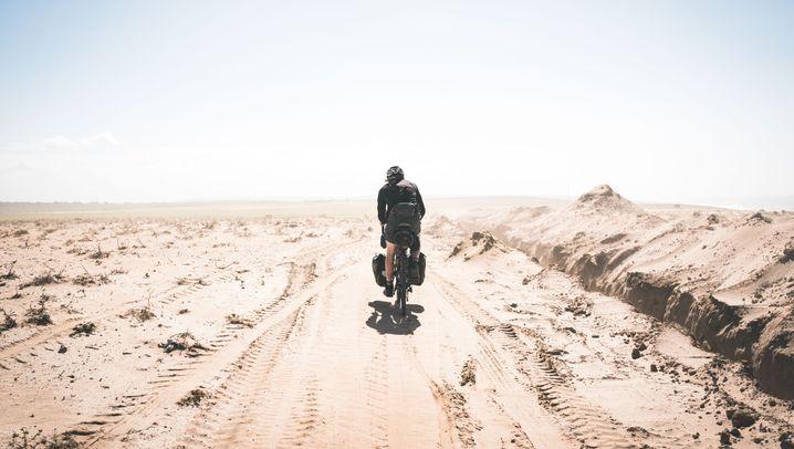 Wüstenfahrt: Immer dem Minztee nach