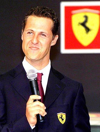 Michael Schumacher: Mit Tiger Woods und Michael Jordan auf einer Gehaltsstufe