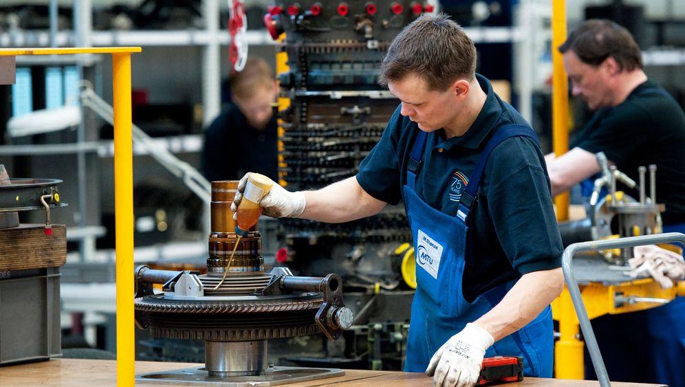 Industrie: Im Osten zu wenig Neues