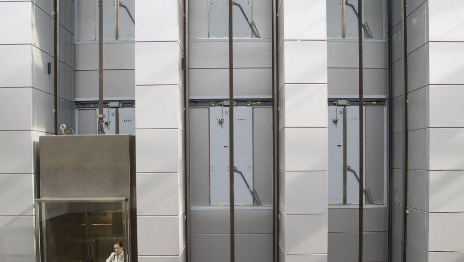Thyssenkrupp könnte seine Aufzugssparte auch verkaufen