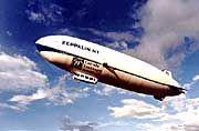 Zeppelin: Geistige Höhenflüge am Bodensee?