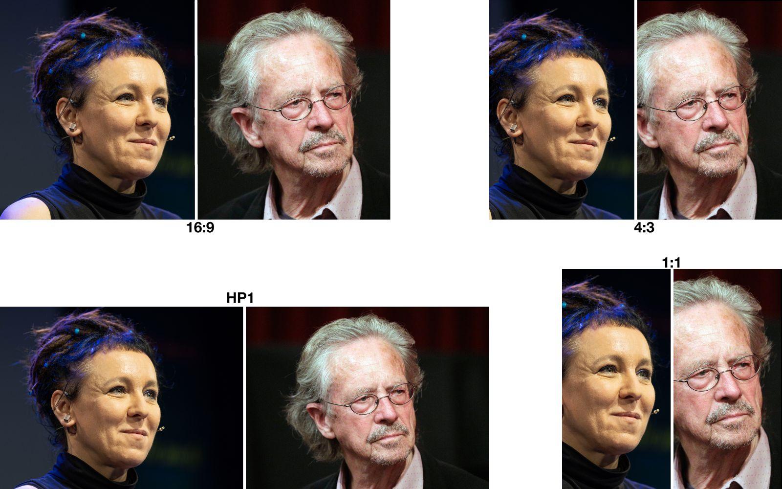 Nobel Preis/ Literatur/ Peter Handke/ Olga Tokarczuk