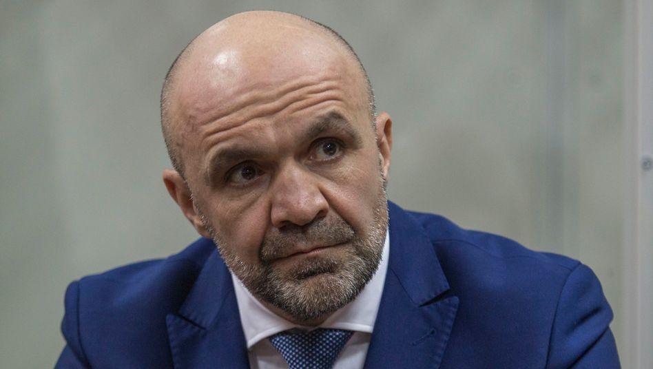 Ukrainischer Politiker Wladyslaw Manger