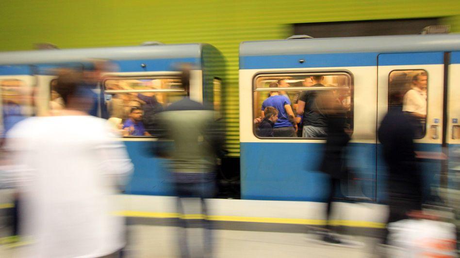 U-Bahn der MVG