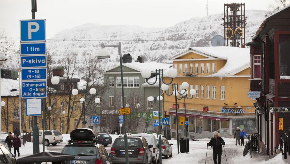 Schwedische Stadt Kiruna: Flucht vor der Mine
