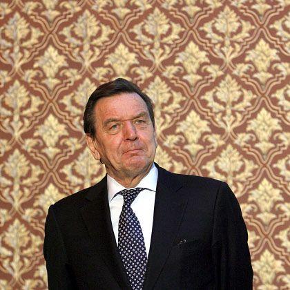 Ex-Kanzler Gerhard Schröder: Iran muss Israels Sicherheit garantieren